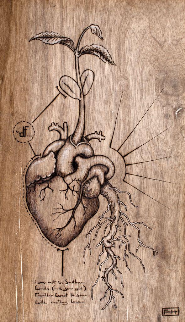 heart_seedling3 | Anatomía❤ | Pinterest | Tatuajes, Dibujo y Anatomía