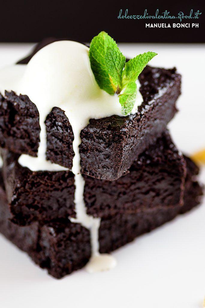 Brownies e gelato allo zenzero (1)