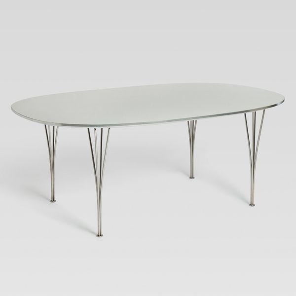 Bruno Mathsson Super Elliptical Dining Table Mesas Para