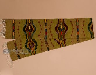 "Zapotec Southwest Table Runner 10""""x80"""" (a13)"
