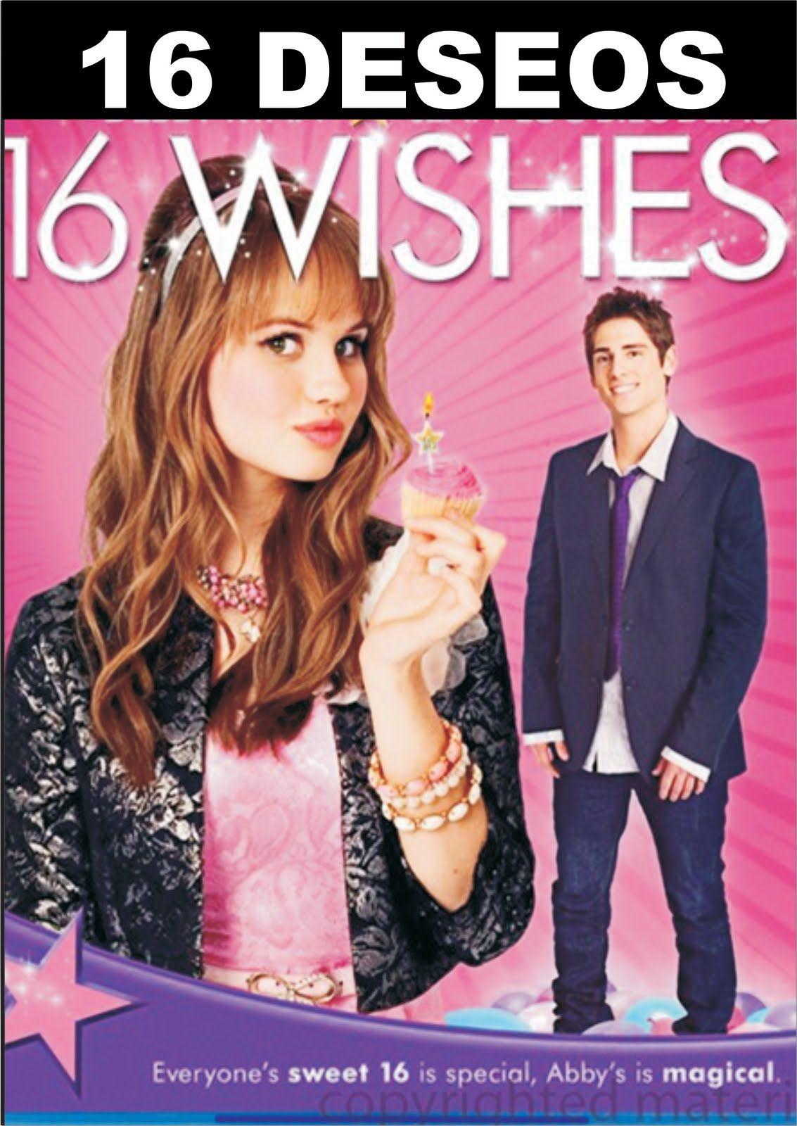 16 Deseos Pelicula Para Ninos Y Adolescentes Echa Por Disney Peliculas De Adolecentes Peliculas Viejas De Disney Peliculas