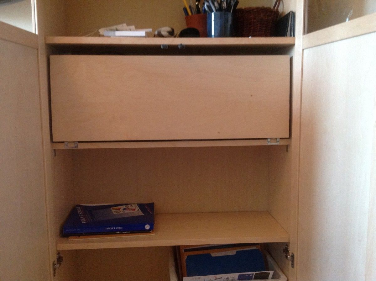 Secret billy bureau craft room bureau ikea