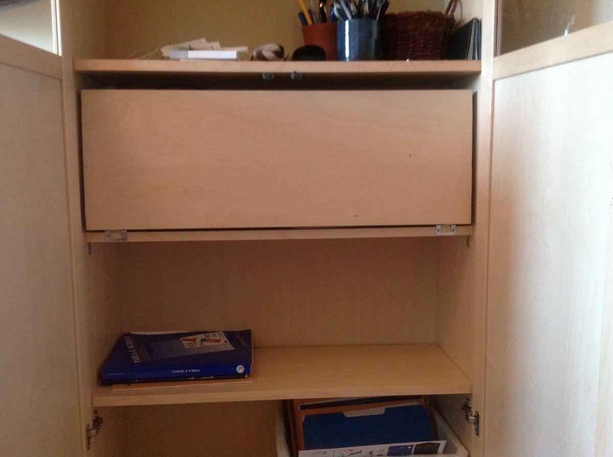 Secret billy bureau craft room bureau ikea ikea bedroom office