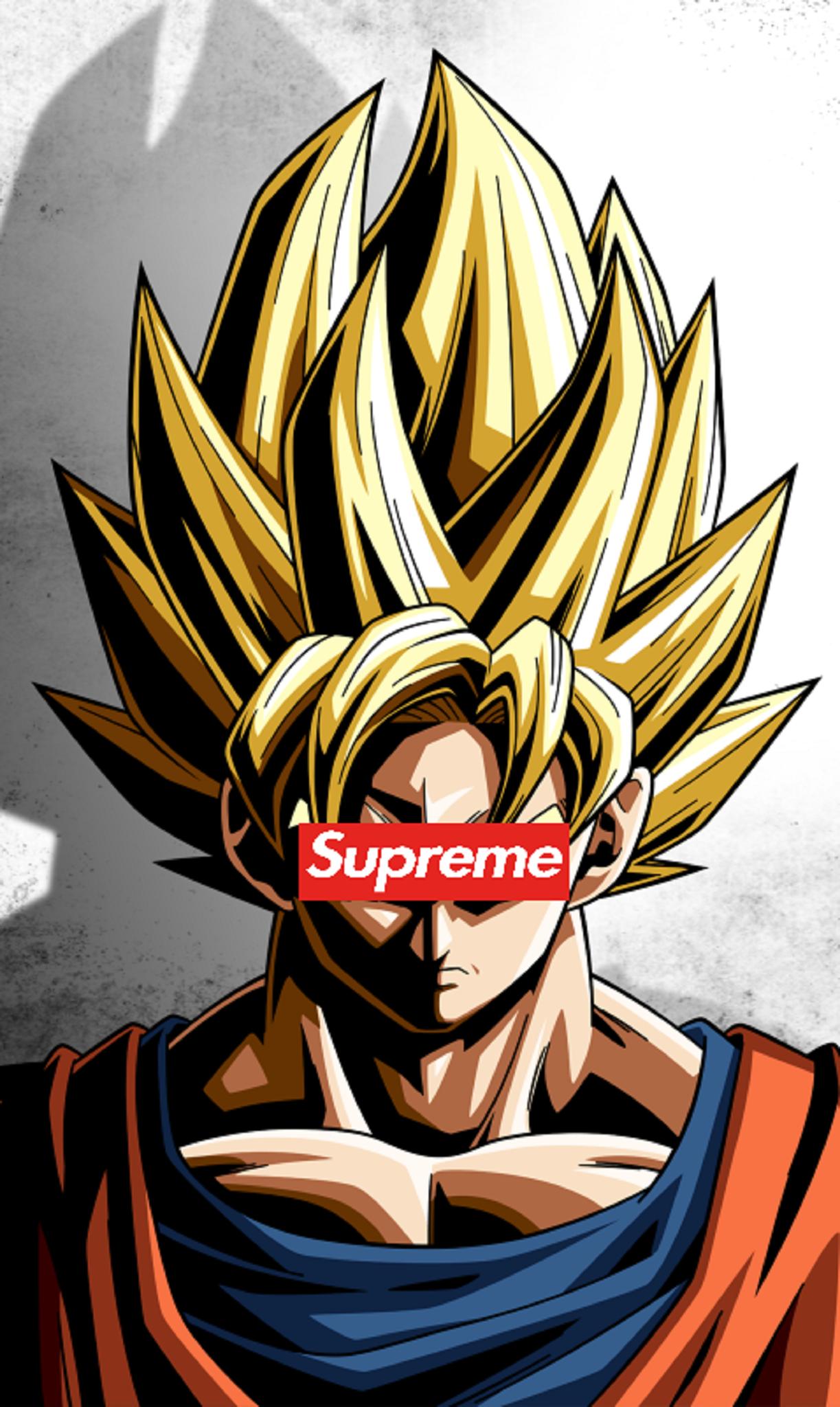 Son Goku Supreme Dragon Ball Xenoverse Wallpaper For Iphone