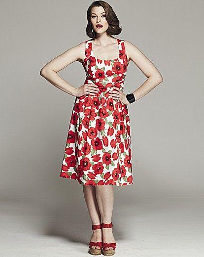 Pin By Janice Dixon On Style Dresses Poppy Dress Plus