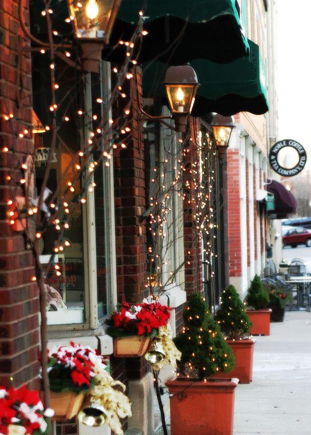 Noblesville Art Holiday Decor Holiday Christmas Celebrations