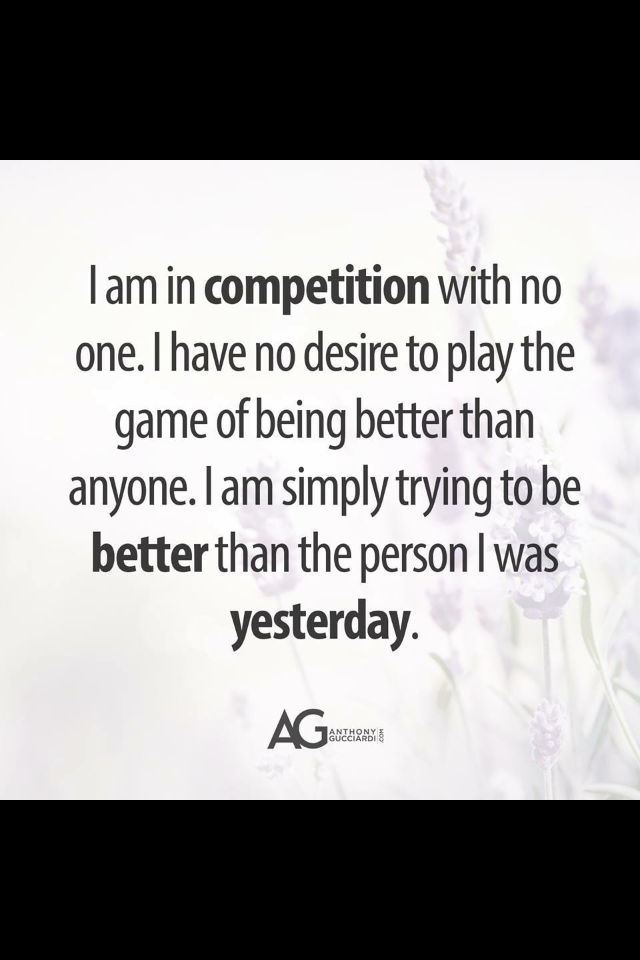 I Refuse To Be Competition A Beautiful Mind Pinterest Quotes