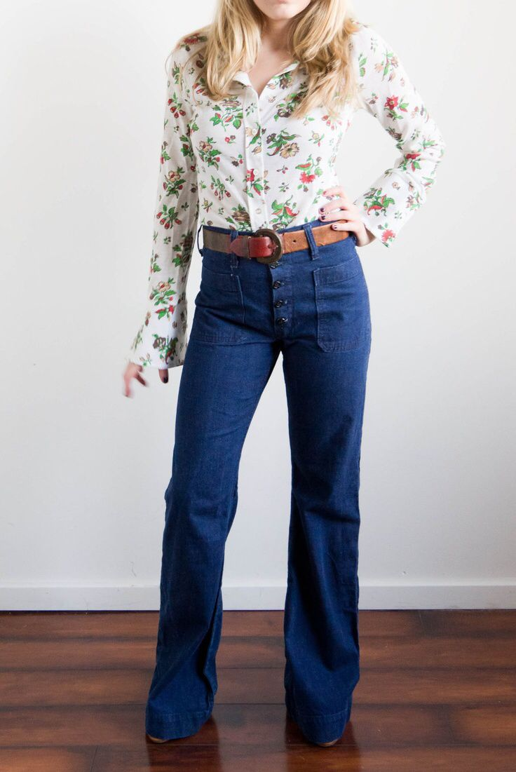 fb416db0f938 These jeans called Swabbies were the must have of the 70 s. We got them at  Saturday s in Seattle.