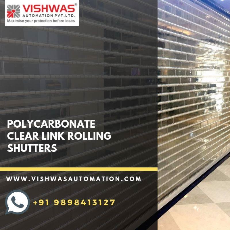 Pin By Vishwas Automation Pvt Ltd On Vishwas Automation Rolling Shutter Shutters Polycarbonate