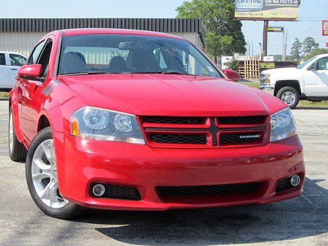 2013 Dodge Avenger, 30,672 miles, $19,993.