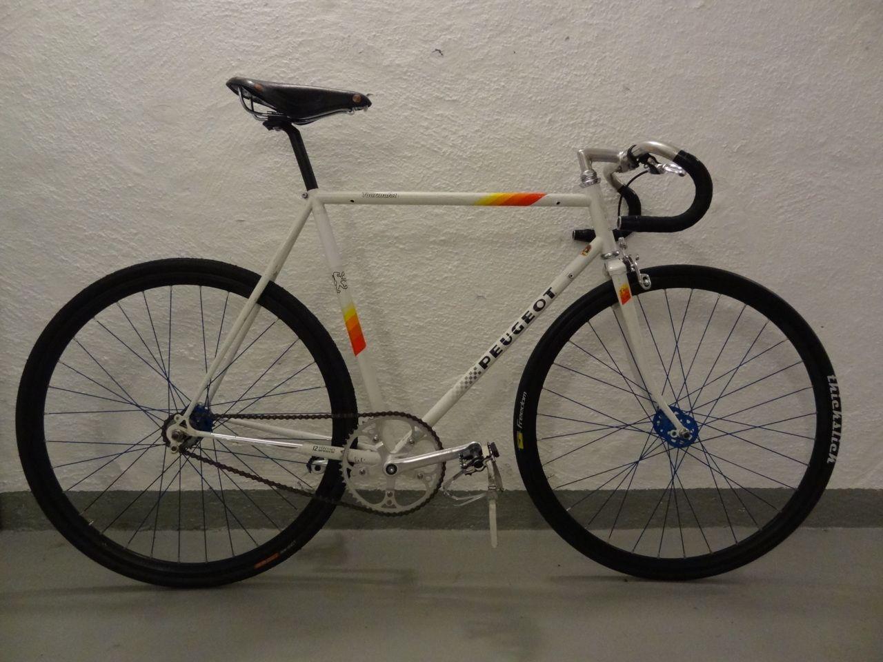 peugeot fixie fixies fixie bicycle bike. Black Bedroom Furniture Sets. Home Design Ideas