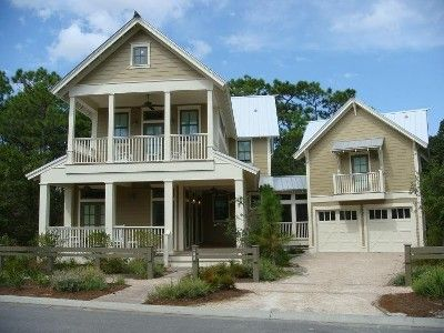 Lavish Watercolor Abode Situated On 30a Vrbo Beach Cottage