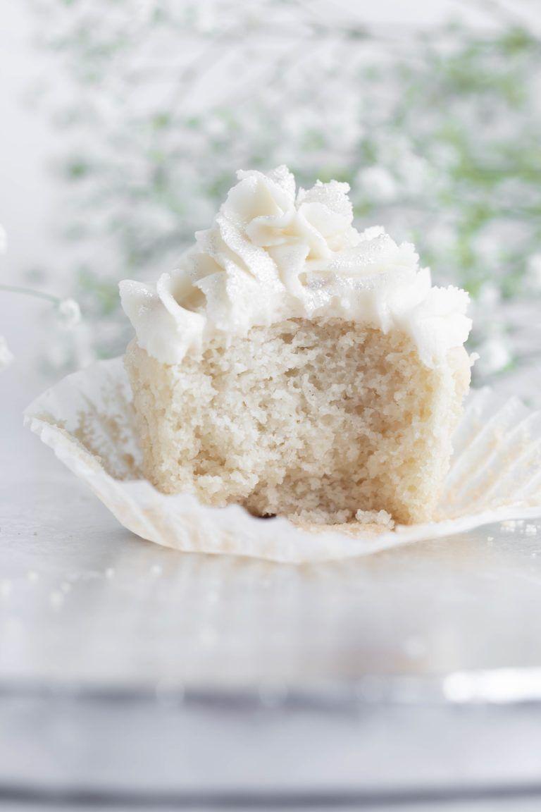 Vegan Vanilla Cupcakes Gluten Free Vegan Vanilla Cupcakes