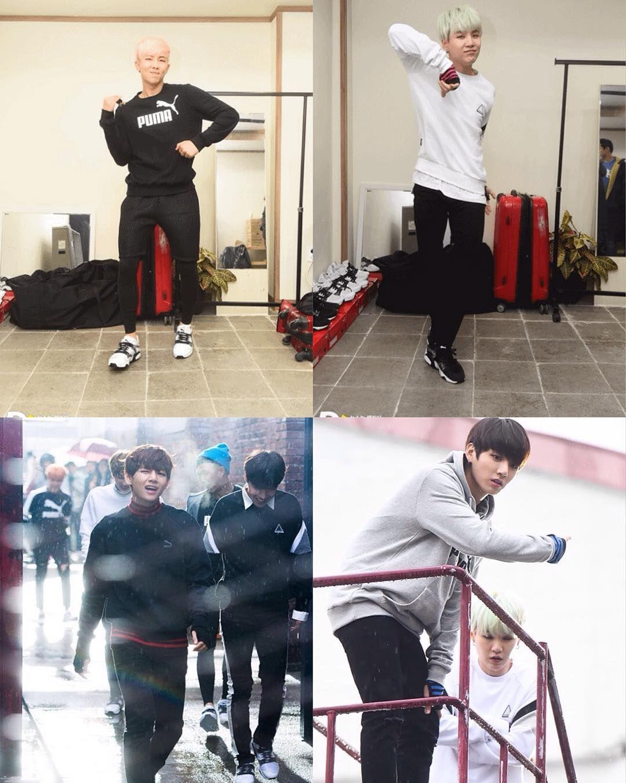 """160115 Naver Starcast Update - © naver | #bangtan #방탄소년단 #rapmonster #namjoon #suga #yoongi #v #taehyung #jungkook"""