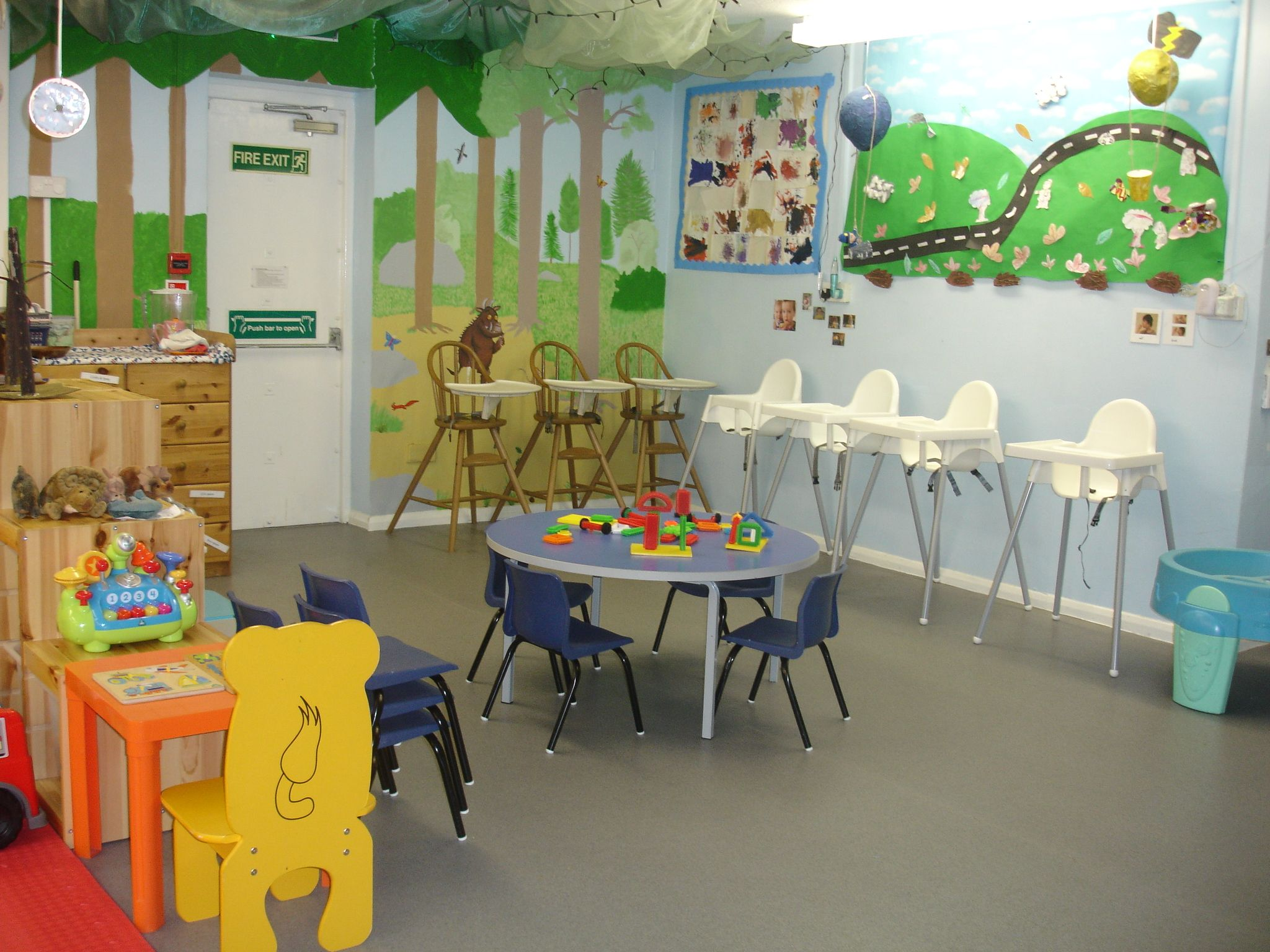 Healthy Meals At Hedgehog Hill Nursery And Pre School Nr Towcester