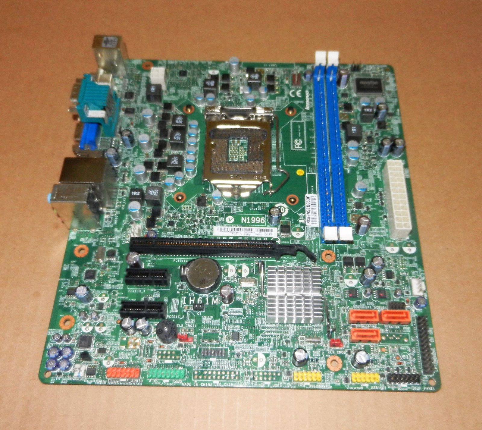 IBM N1996 MOTHERBOARD AUDIO WINDOWS 7 64BIT DRIVER