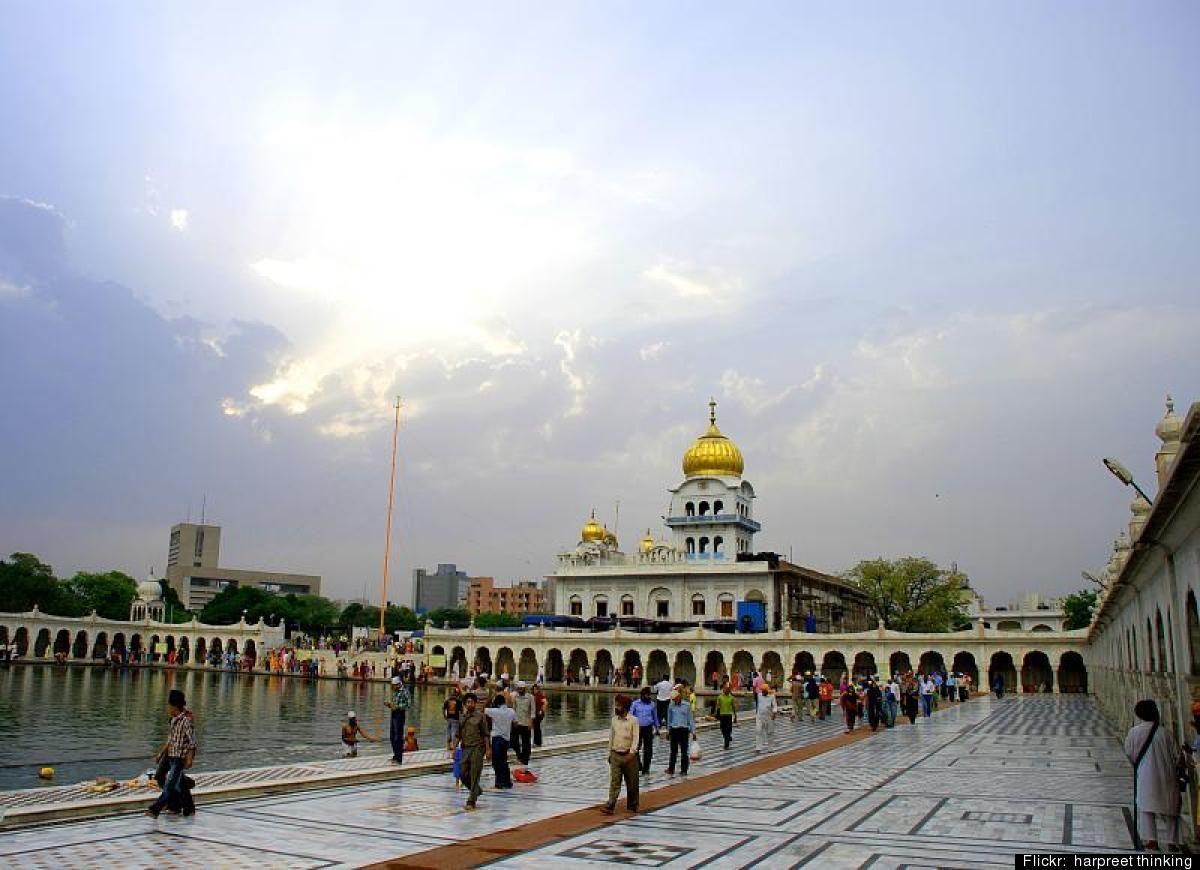 Gurudwara Bangla Sahib, New Delhi