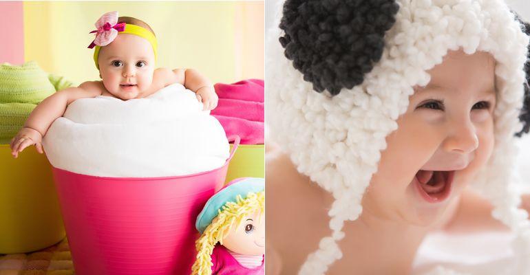 Dia das mães: veja seis dicas para planejar o álbum do bebê