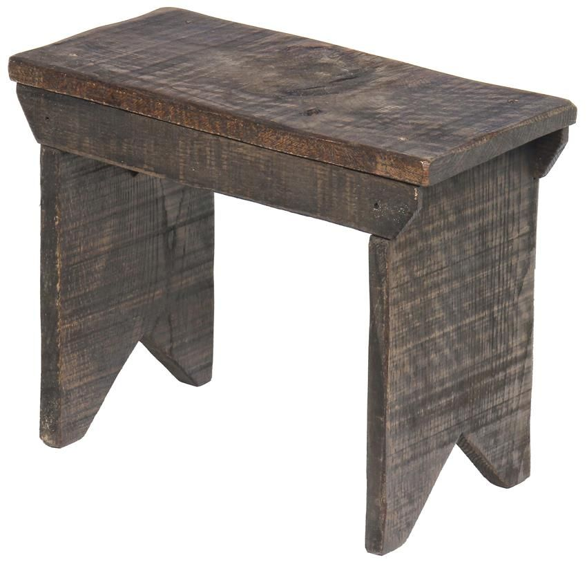 Amish Small Rustic Bench Rustic Bench Small Bench Rustic Bench Seat