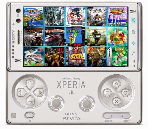 Sony Xperia Z Gaming Phone [Concept Phone] - Free Download