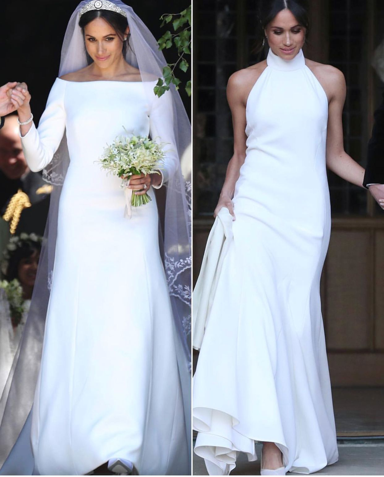 12++ Meghan Markle Wedding Reception Photos