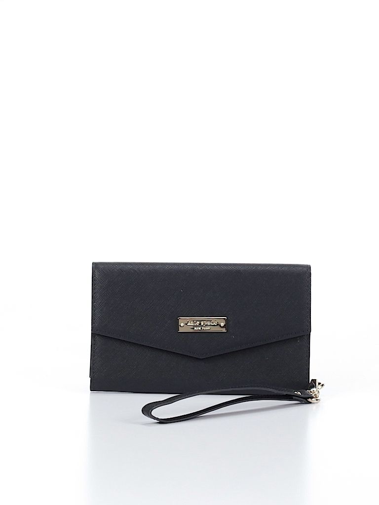 Check it out - Kate Spade New York Leather Wristlet for $39.99 on thredUP!