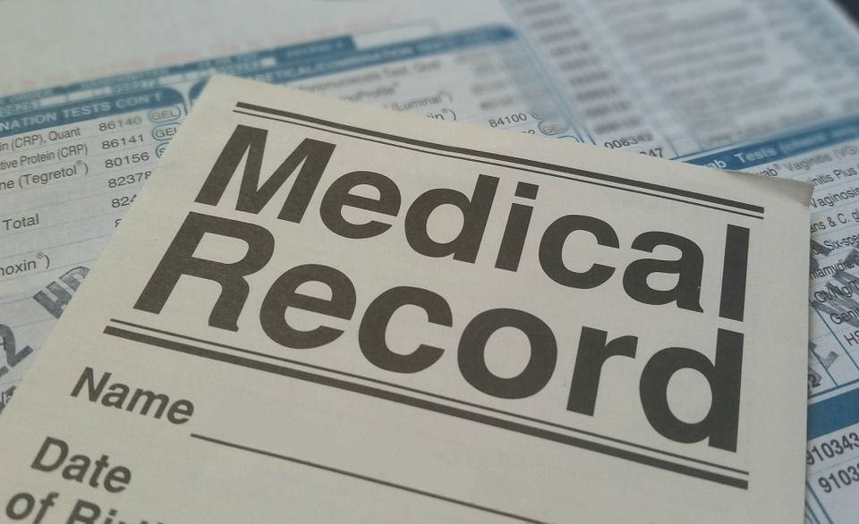 Free Image on Pixabay - Medical, Record, Health, Patient Social - Employee Record Form