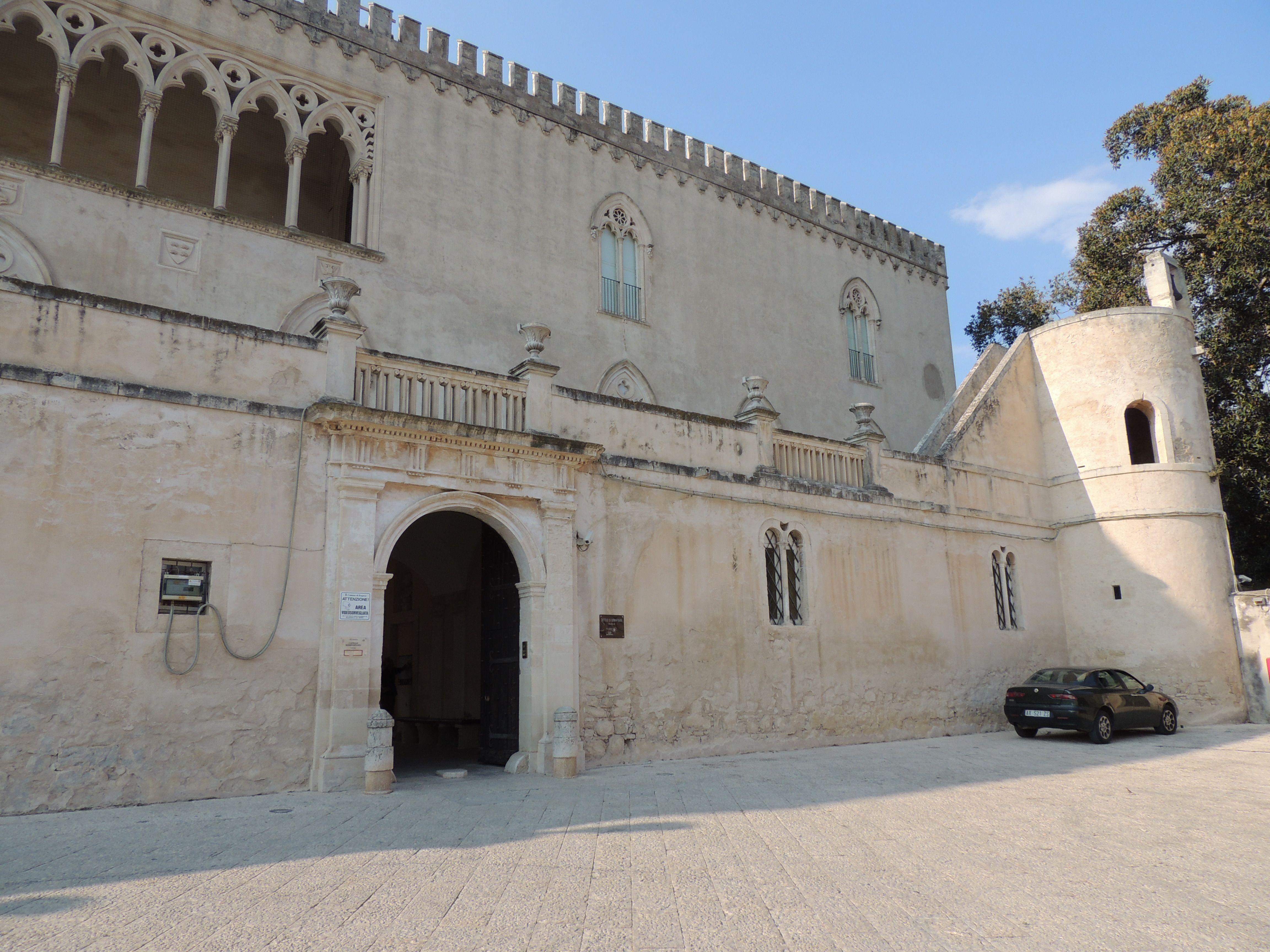 Castello di Donnafugata Ragusa SICILIA Italy_Ph