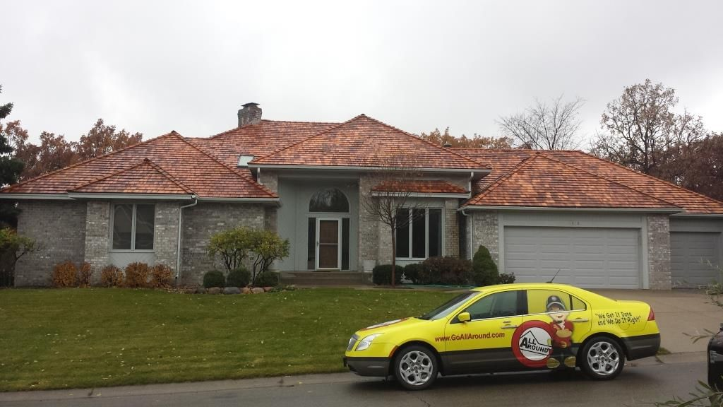 Best This Home Was Re Roofed With Tapersawn Cedar Shake Shingles Residential Remodel Cedar Shake 640 x 480