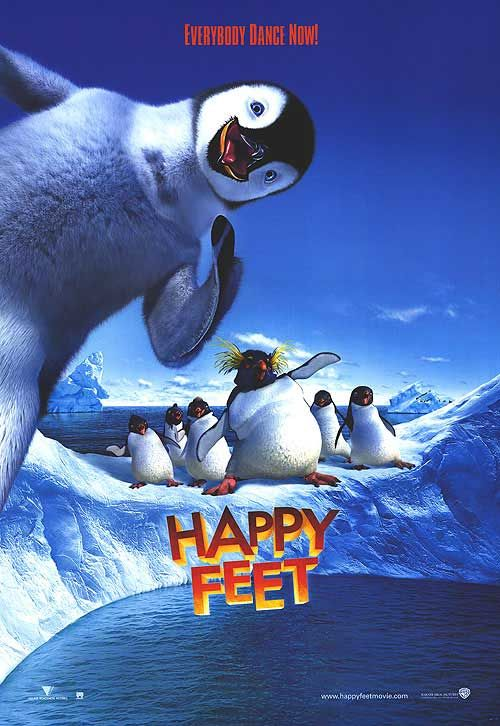 2006 Movies Tagged Happy Feet 2006 Movie Watch Happy Feet