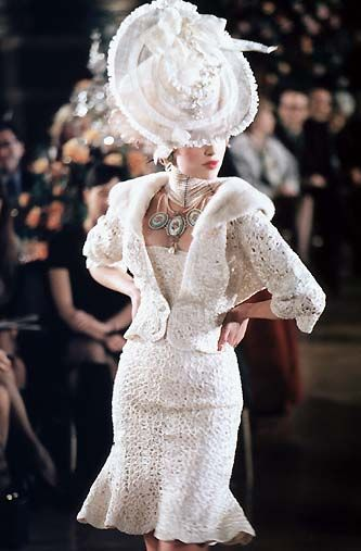 John Galliano for The House of Dior, Spring/Summer 1998, Haute Couture