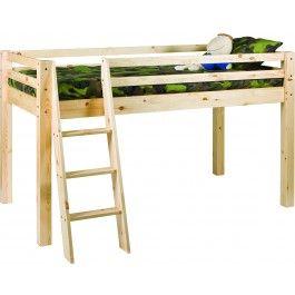 Jysk Ca Teo Low Loft Bed Frame Low Loft Beds Loft Bed Frame