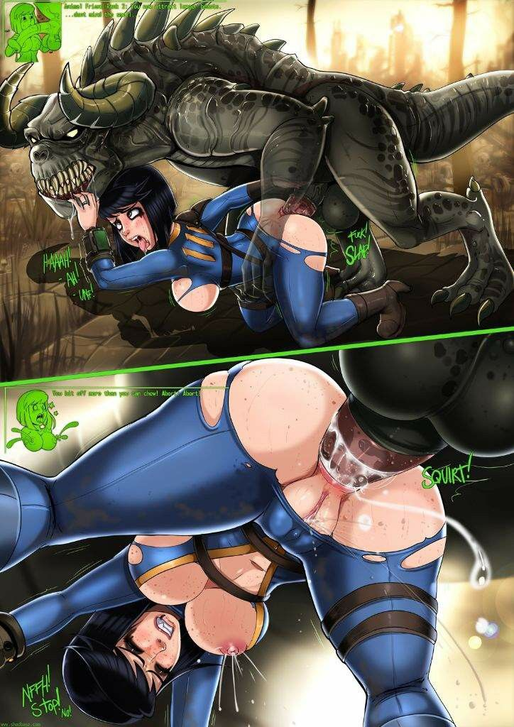 Page of the porn sex comic shadbase comics fallout for free online