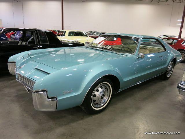 1966 oldsmobile toronado color ocean mist gms first front wheel drive car 425