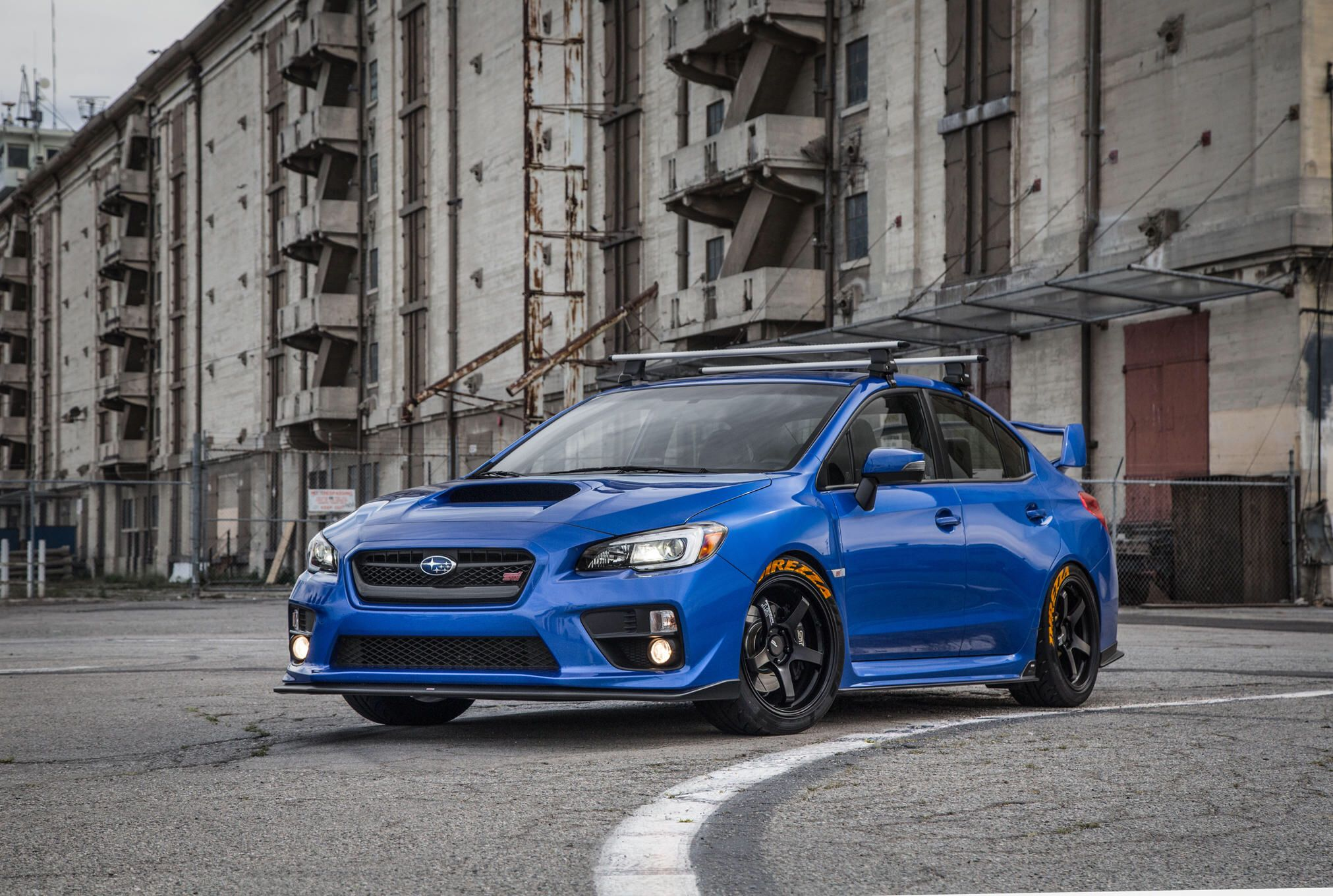 2017 Subaru Wrx Gets Modest Price Increase Motor Trend Wrx Subaru Wrx Subaru