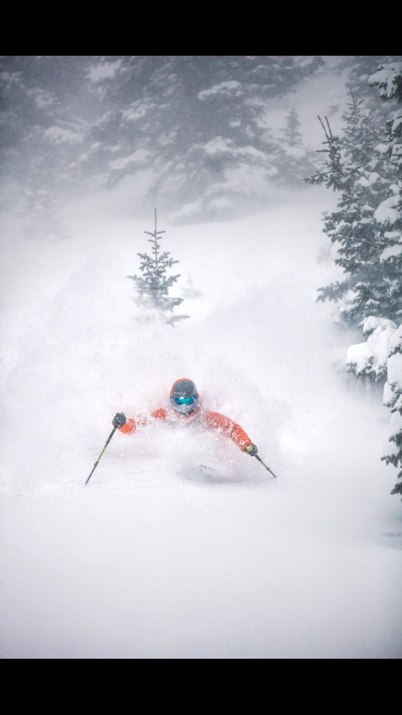 Deep Powder Snow. Visit for