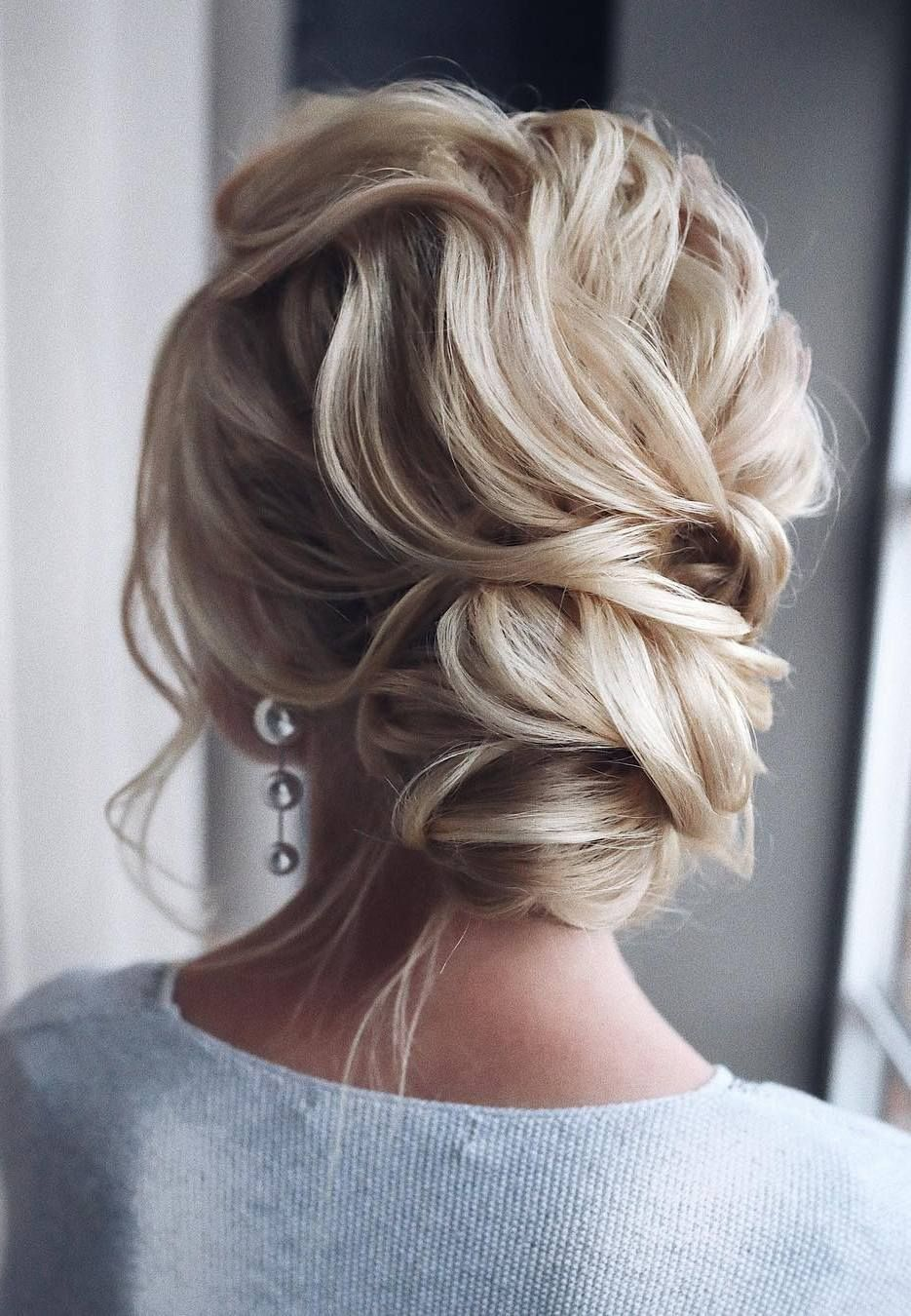 98 wedding hairstyles (updos, half up half down, curls) for