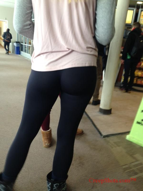 image My best candid booty to date wow amazing pawg