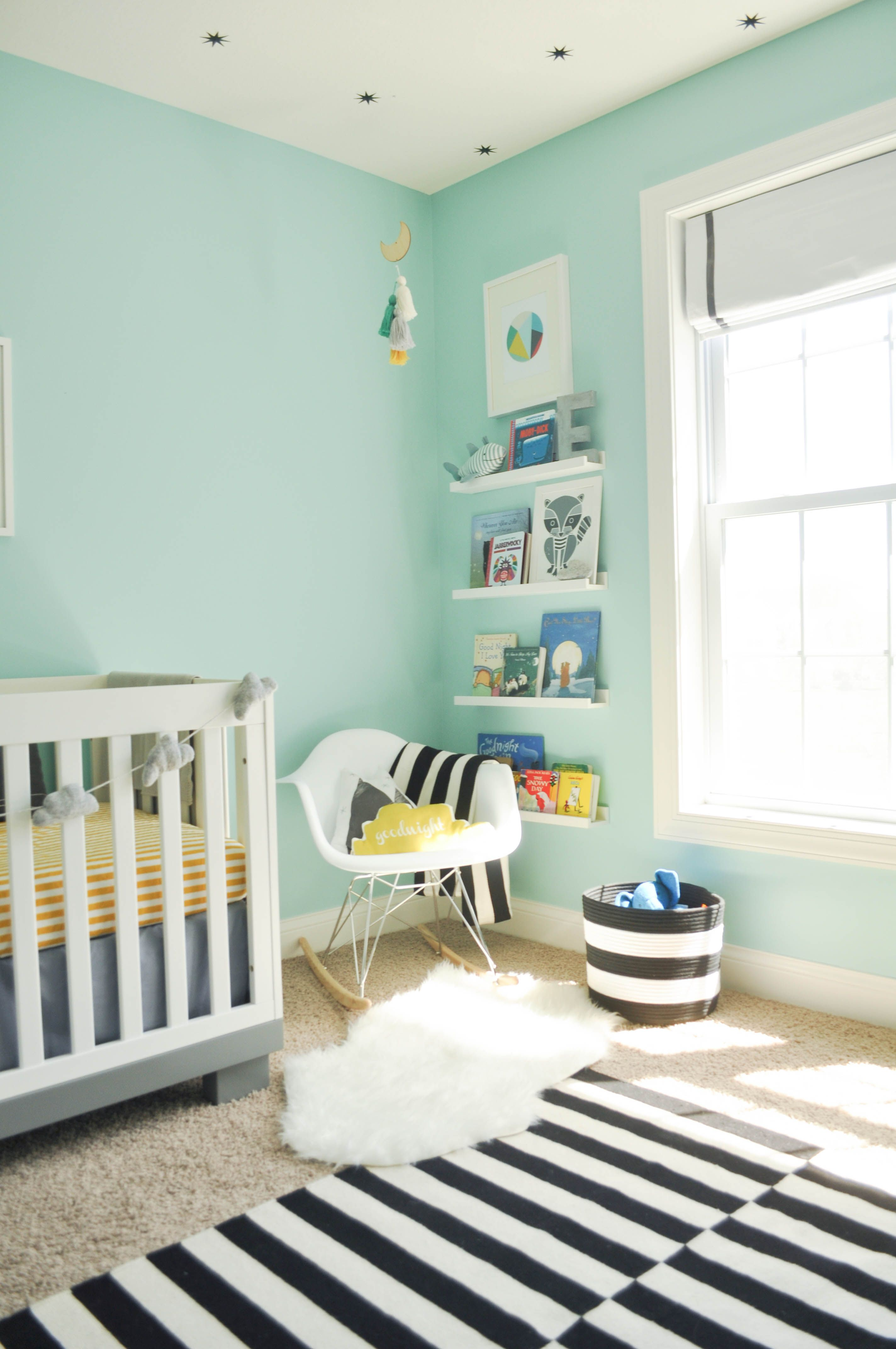 Best Our Industrial Modern Nursery With A Touch Of Whimsy 640 x 480