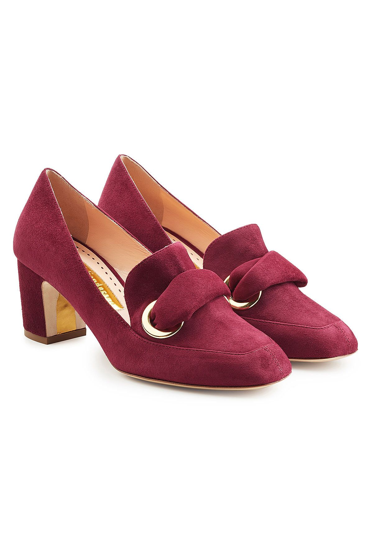 326254f3573a RUPERT SANDERSON Rupert Sanderson Suede Pumps.  rupertsanderson  shoes