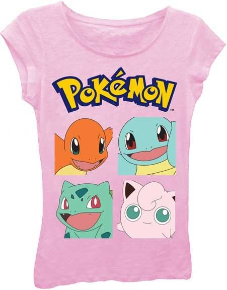 c8212933 Sizes 7 8/10 12/14 16 Label Pokemon Officially Licensed Pokemon Girls  Clothes
