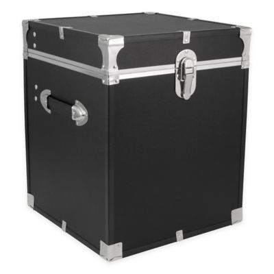 Storage Footlocker Trunk Wheeled Garage Dorm Airline Travel Gear Box Container