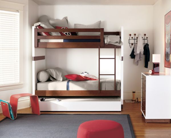 50 Contemporary Bunk Bed Concepts Http Www Bestofinteriors Com Other 50 Contemporary Bunk Bed Concepts Modern Bunk Beds Kids Bunk Beds Bunk Beds