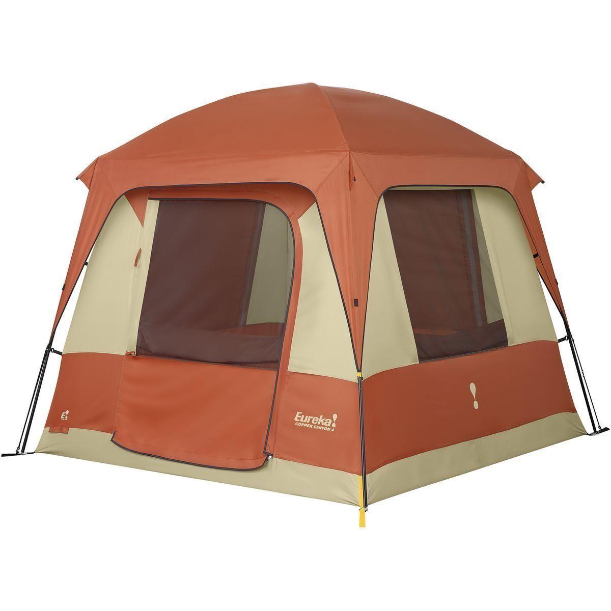 Eureka Copper Canyon 4 8 x 8 Tent  sc 1 st  Pinterest & tent pop up tent tents for sale camping tents coleman tents ...