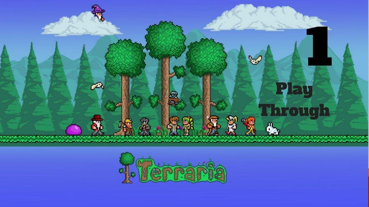 Terraria Ep 1 Where It All Starts Terraria Memes Terrarium
