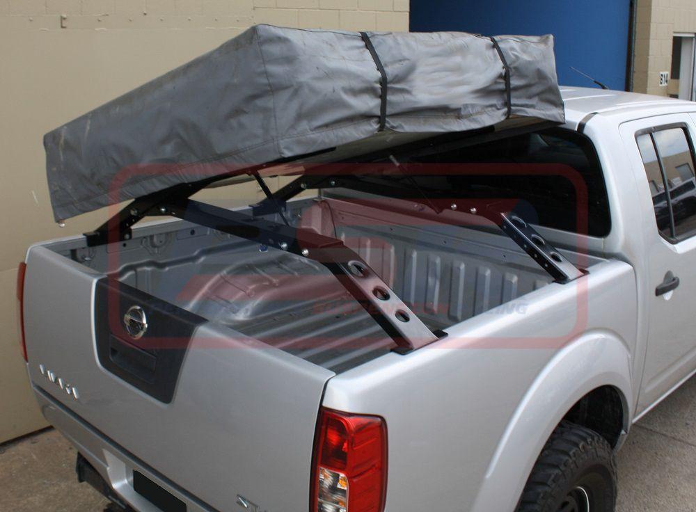 Roof Top Tent Complete Tilt System Full Kit Baja Rack Style Psruni 090 Roof Top Tent Top Tents Tent