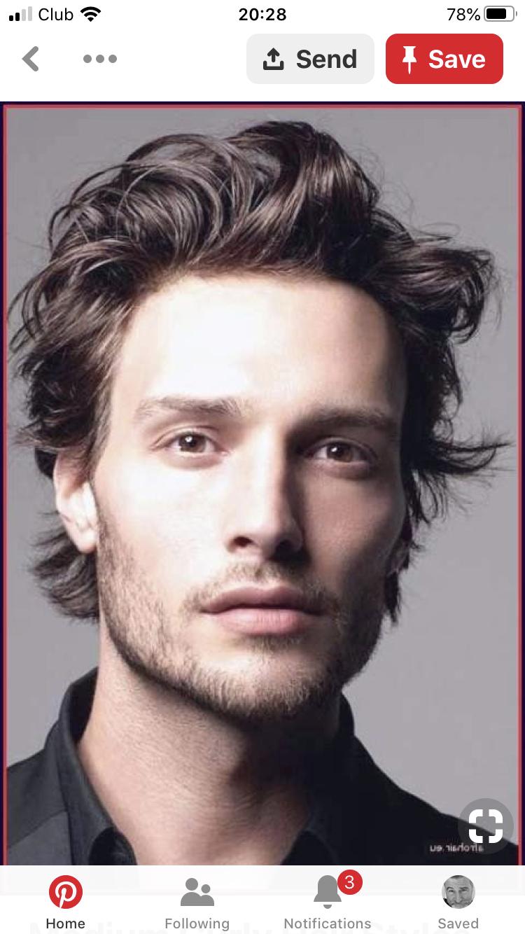 Pin By Felipe Souza On Haircuts In 2020 Medium Length Hair Styles Mens Hairstyles Medium Long Hair Styles Men