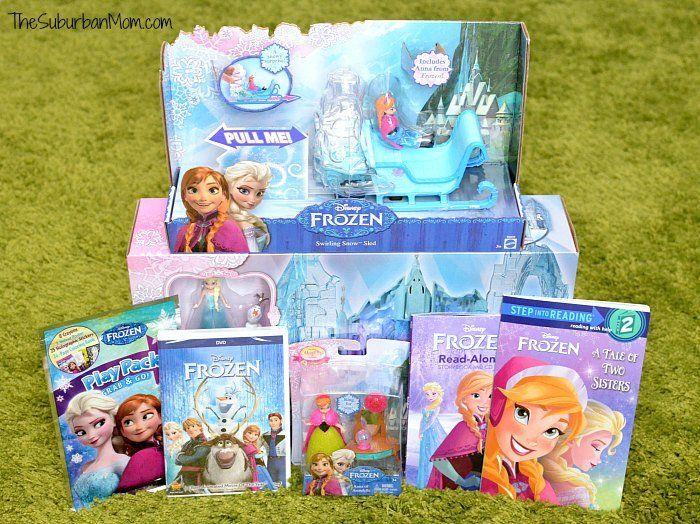 Celebrating Sisters With Disney's Frozen + Free Printable Birthday Card | TheSuburbanMom