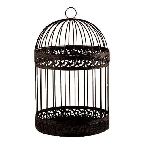 Found it at Wayfair - Classic Decorative Bird Cage Mantels