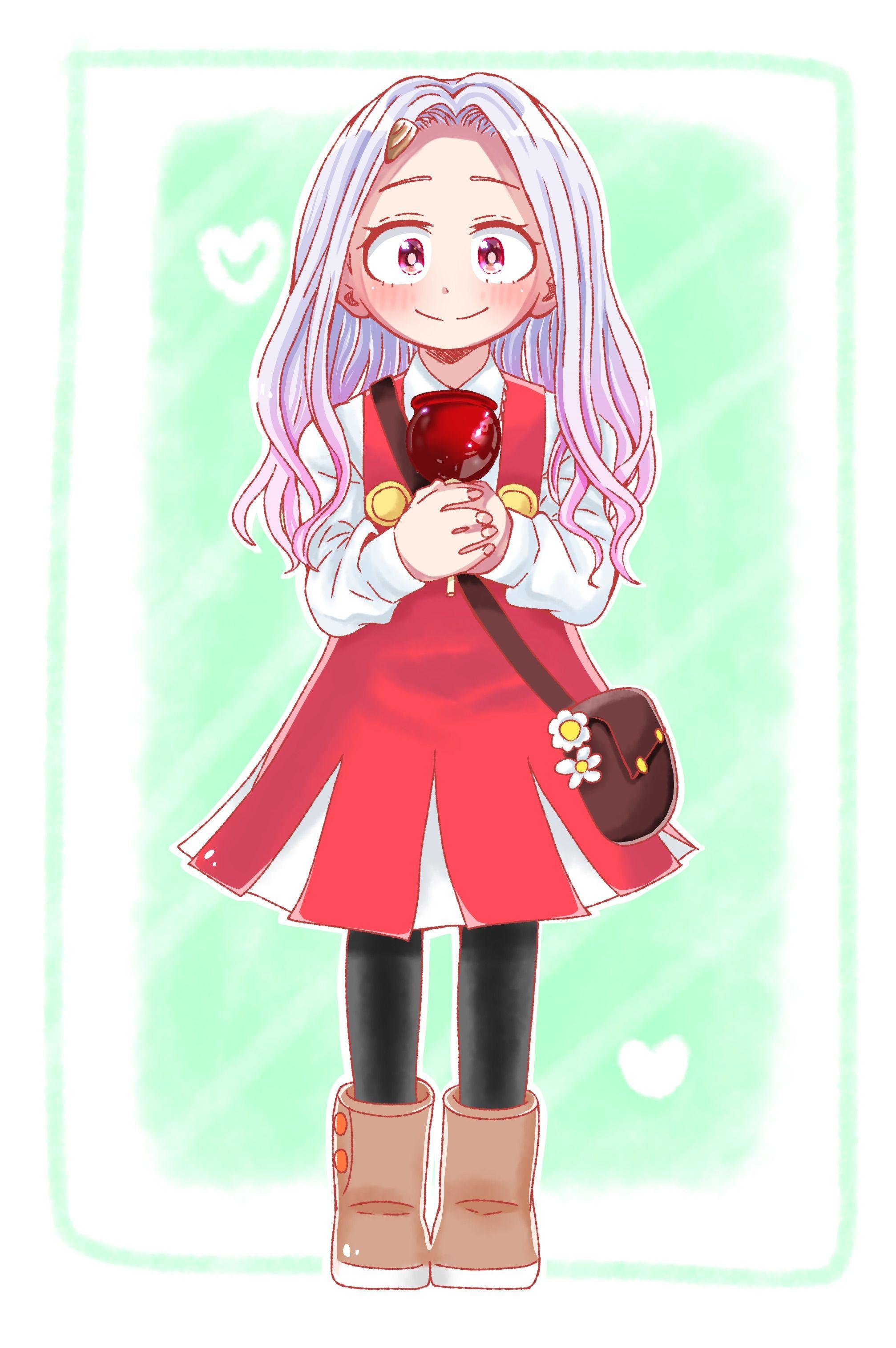 Eri Boku No Hero Academia My Hero Academia Episodes Anime Hero Wallpaper
